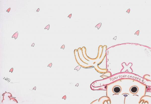 One Piece par Papillondepassage